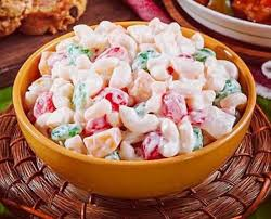 creamy macaroni salad filipino style