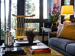 Yellow living room furniture Navy 10 Rooms That Prove Yellow And Gray Belong Together Hgtvcom Gray And Yellow Living Room Design Ideas Hgtv
