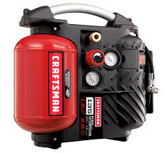 small gas powered air compressor. craftsman 1.2 gallon airboss™ oil-free air compressor and hose kit 135 psi small gas powered