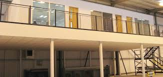 office mezzanine. Stodec Products Ltd Office Mezzanine H