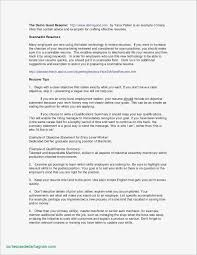 How To Write Your First Resume Best No Experience Resume Fresh