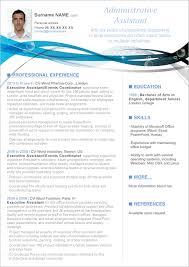 Free Resume Microsoft Word Templates Free Sample Resume Examples