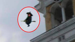 5 Witches Caught On Camera U0026 Spotted In Real Life!   YouTube
