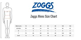 Zoggs Mens Irony Jammer