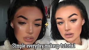 easy everyday makeup tutorial meg feather