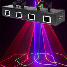 Party Lights That Go With Music Us 220 0 3d Disco Laser Party Lights Scanner Colorful Bar Dmx Professional Stage Lighting Club Music Equipment Dj Stage Light In Stage Lighting