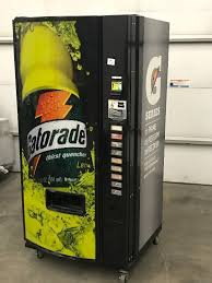 Gatorade Vending Machine Commercial Cool Gatorade Cold Drinks Vending Machine International 48ft Box Truck