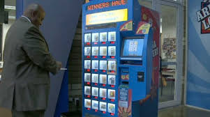 Arizona Lottery Vending Machines Custom Lawmaker Keeping Lottery Winners' Names Private Would Protect Them