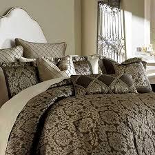 michael amini imperial luxury bedding set