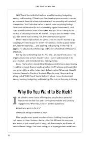 i will teach you to be rich introduction 13 i will teach you to be rich why do you want