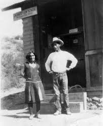 Rosa Ronquillo Rhodes - The Life of the Redington Ranch Postmistress -  Arizona Memory Project