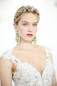 the best hair and makeup looks from bridal week