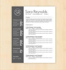 46 Fantastic Modern Resume Format Resume Template