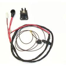 chevy truck alternator conversion wiring harness v