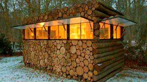 WOOD House Design Interior And Exterior Creative Ideas - House designs interior and exterior