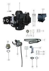 110cc dirt bike engine exploded diagrams 0 00 image zoom