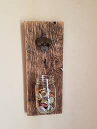 since we love ours so much and we now have a generous supply of bottle openers i have decided to make a wall mounted beer bottle opener to share with you