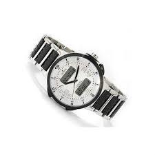 men s analog digital croton chronograph watch cc311223ssdw men s analog digital croton chronograph watch cc311223ssdw