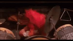 animal muppet drums gif. Interesting Gif Whiplash Drums GIF Throughout Animal Muppet Gif A