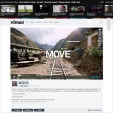 Vimeo Design Vimeo Unveils Design Revamp Posing Challenge To Youtube