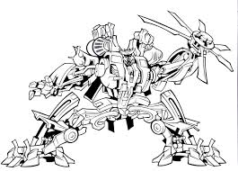Bulkhead Transformer Coloring Page Cartoon Pinterest Coloring