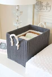 diy decorated storage boxes. Cute Storage Boxes From Old Sweaters And Boxes, Diy, Home Decor, Organizing, Diy Decorated