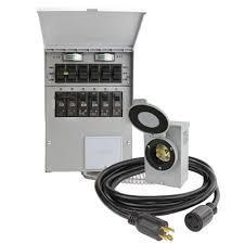 reliance controls 30 amp 250 volt 7500 watt non fuse 6 circuit
