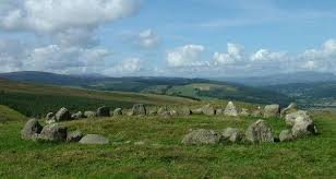 Clwyd-Powys Archaeological Trust - Walks - Walks | Megalithic monuments,  Standing stone, Megalith