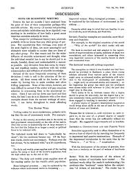 Scientific Writing Note On Scientific Writing Science