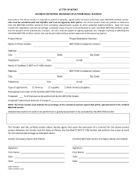2017 Letter Of Intent Template Fillable Printable Pdf Forms