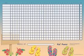 star charts for kids star behavior chart for kids kid pointz
