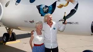 Virgin-Gründer Richard Branson: Mutter stirbt nach Corona-Infektion - DER  SPIEGEL
