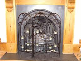 antique decorative fireplace screens with decorative fireplace screens