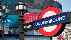 Image result for london tube