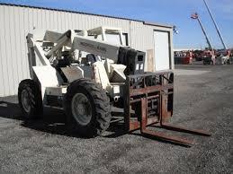 Ingersol Rand Forklift 1995 Ingersoll Rand Vr90b Telescopic Forklift