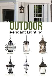hanging porch lights. Outdoor Pendant Lighting, Commonly Called A Hanging Porch Lantern, Will Update The Look Of Lights T