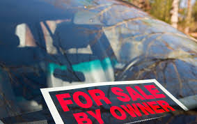 For Sale Sign On Car Should I Buy A New Or Used Car Travelers Insurance
