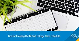 create college class schedule all in one college class schedule how to make one happen