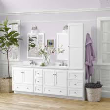 90 Bathroom Vanity Ronbow Shaker 90 Double Bathroom Vanity Set Reviews Wayfair