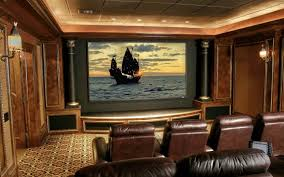 home theatre producing the ultimate movie theater at home