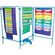 How To Make A Pocket Chart Stand Pocket Chart Stand Diy Pocket Chart Stand Kindergarten