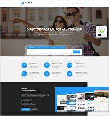 Template For Directory 18 Directory Listing Psd Themes Templates Free Premium