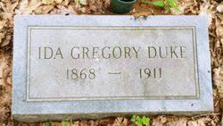 Ida Gregory Duke (1871-1911) - Find A Grave Memorial