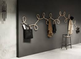 Coat Racks Sculptural Coat Rack Inspired By Waltz Dancing DigsDigs 19