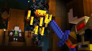 Résultat de recherche d'images pour 'minecraft story mode épisode 8'