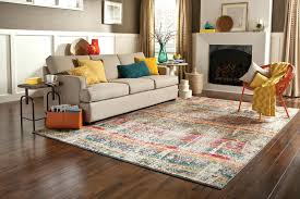monumental multi colored rugs area the home depot