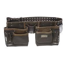 irwin 10 pocket construction tool belt