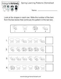 Writing Worksheets Free Worksheet Pattern For Preschool Creative 9 ...
