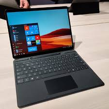 We Review The Microsoft Surface Pro X A Slim New Laptop