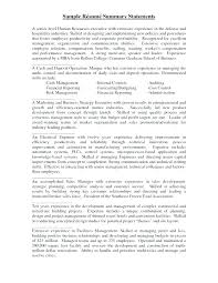 Writing A Resume Summary Classy Writing A Resume Summary How To Write Resume Examples Writing Great